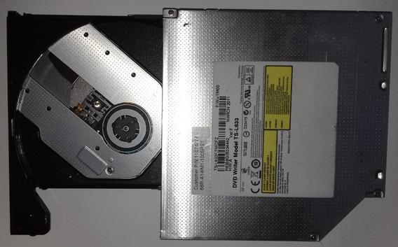 Gravador Dvd Rw Notebook Ts-l633 Sata Usado!