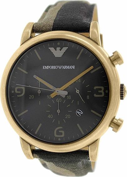 Reloj Emporio Armani De Camuflaje Ar1815
