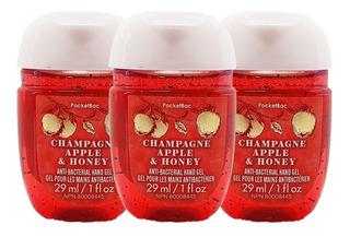 Gel Antibacterial Bath & Body Works Champagne Apple & Honey