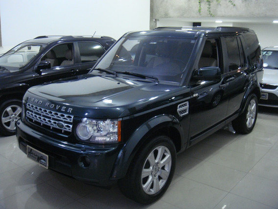 Land Rover Discovery 4 Se 3.0 Diesel 2013 Único Dono