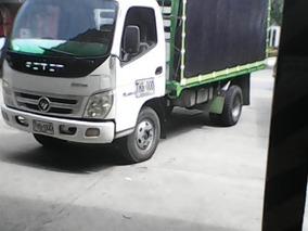 Camion Foton Turbo 2015 Estacas. $36000000