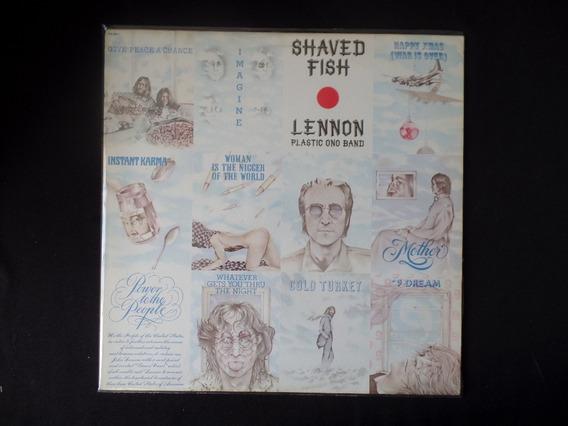 John Lennon / Plastic Ono Band - Shaved Fish - Lp Importado
