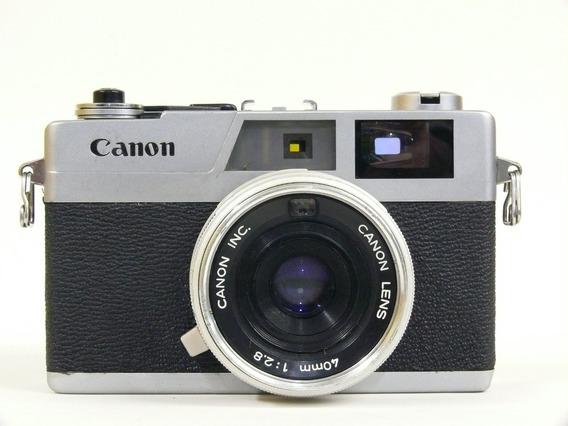Câmera Analógica Canonet 28