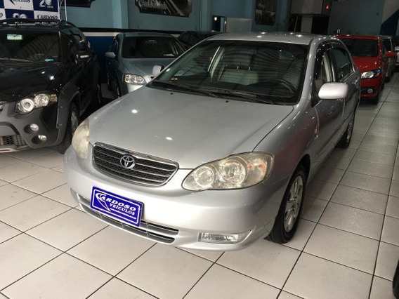 Toyota Corolla Sedan Xei 1.8 16v (aut) Gasolina Manual