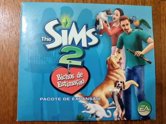 Jogo The Sims 2 ( 4 Pacotes De Expansão)