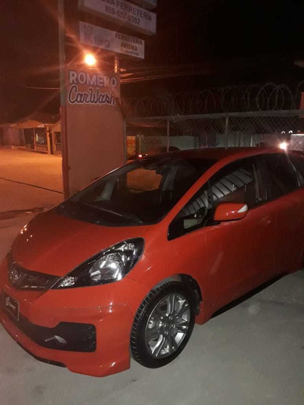 Honda Fit Rs 2012