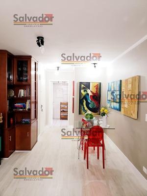 Apartamento Para Venda, 3 Dormitórios, Saúde - São Paulo - 7780