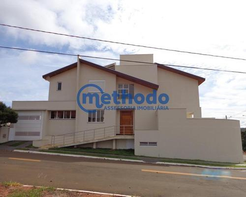 Sobrado À Venda Piracicaba - Ca00235 - 68210627
