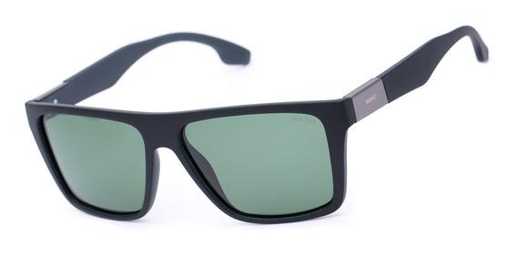 Oculos Solar Avano Masculino Av 468-c Polarizado Uv Original