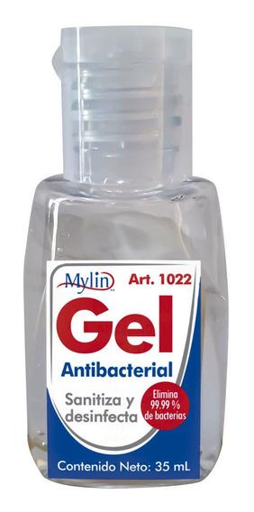Gel Antibacterial Personal 35 Ml Fantasías Miguel 1022 Mylin