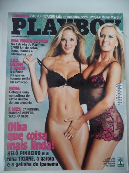 Lote De 6 Revistas Playboy/l6