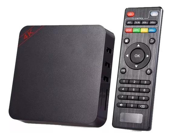 Transforme Sua Tv Em Smart Netflix Youtube Nova 16gb 3ram