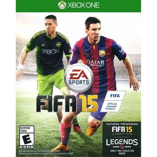 Fifa 15 - Xbox One - Juego Fisico - Megagames