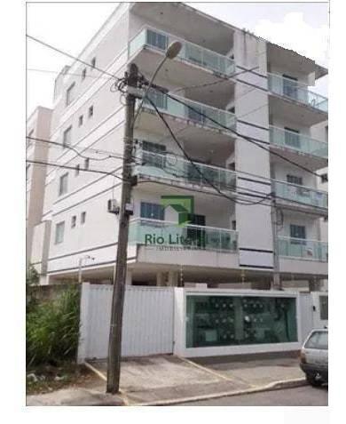 Imagem 1 de 12 de Apartamento Residencial À Venda, Atlântica, Rio Das Ostras. - Ap0356