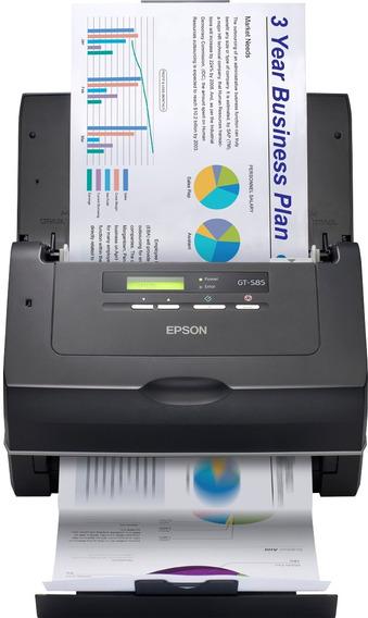 Scanner Epson Workforce Pro Gt-s85 A4 Duplex