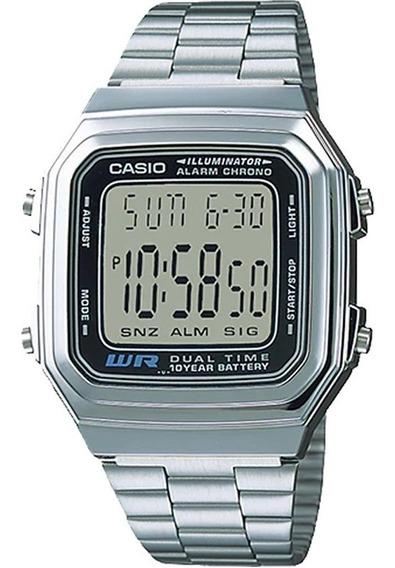 Relógio Casio Vintage Masculino A178wa-1adf
