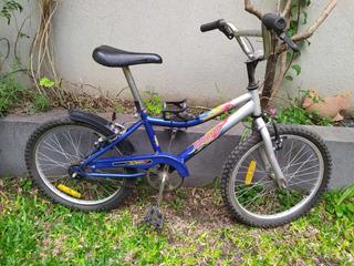 Bicicleta Robinson Rodado 20 Varon