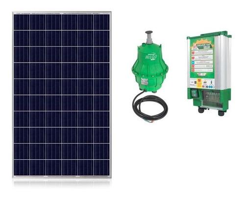 Kit Bombeamento Anauger R100 + Placa Solar 340w + Mc4