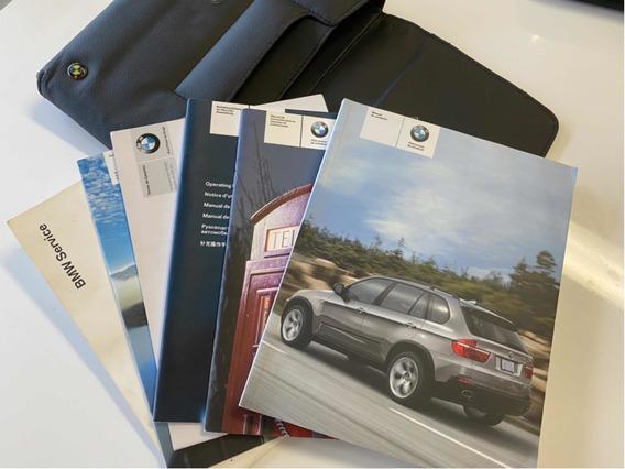Manual Do Proprietário Bmw X5 2008 2009 2010 2011