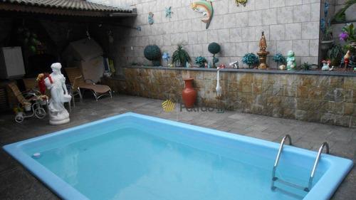 Casa À Venda, 234 M² Por R$ 1.400.000,00 - Jardim São Luís - São Bernardo Do Campo/sp - Ca0530
