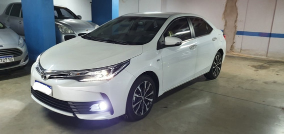 Toyota Corolla Se-g Cvt 2018 Seg Impecable Al Día C/service