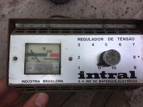 Regulador De Tensão 220v Intral