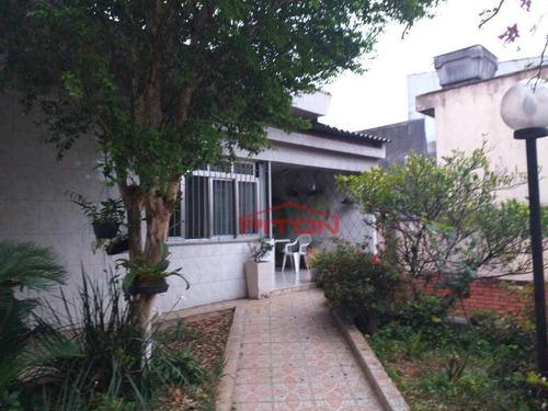 Imagem 1 de 17 de Casa Com 3 Dormitórios À Venda, 427 M² Por R$ 1.100.000,00 - Jardim Piratininga - São Paulo/sp - Ca0786