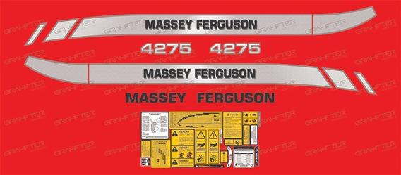 Adesivos Massey Ferguson 4275