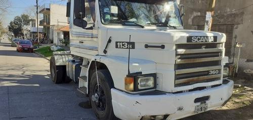 Imagen 1 de 6 de Scania 113 H 360
