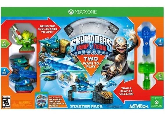 Xbox One Skylanders Trap Team