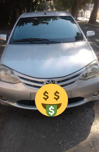 Toyota Etios 2013 1.5 16v X 4p