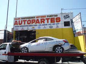 Honda Civic Coupe 2008 Por Partes Refacciones Desarmo Piezas
