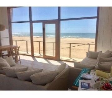 Casa Con Increibles Vistas Sobre La Playa D P. Rubia Soñada