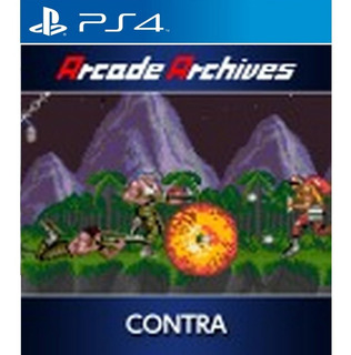 Arcade Archives Contra Ps4
