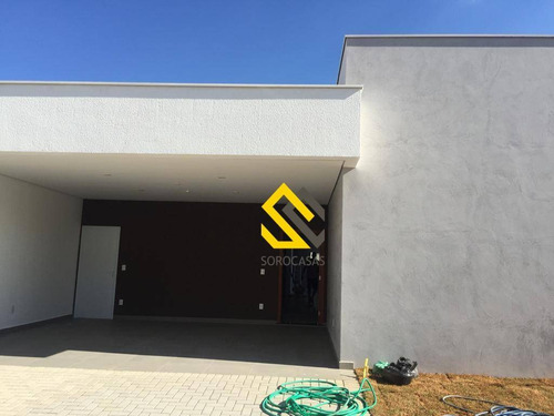 Imagem 1 de 20 de Casa À Venda, 160 M² Por R$ 1.030.000,00 - Condomínio Vila Do Bosque - Sorocaba/sp - Ca1404