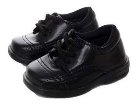 Sapato Social Infantil Masculino 583 Com Cinto