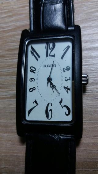 Relógio Social Masculino Vintage Ponteiro Raro