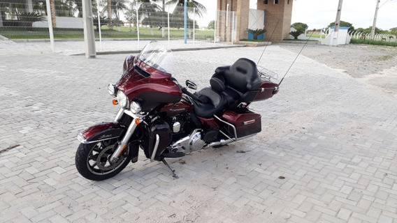 Harley Davidson Eletra Glide Ultra Limited 2014
