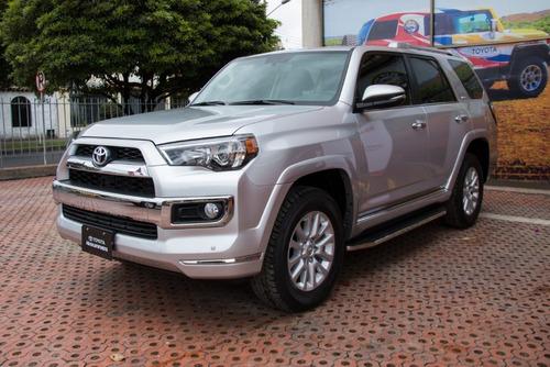Toyota 4runner Limited Pmc Modelo 2021