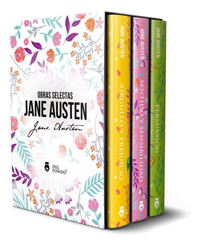 Imagen 1 de 5 de Colección Obras Selectas Jane Austen
