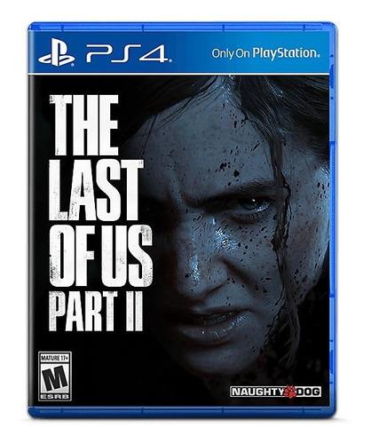 Imagen 1 de 3 de The Last of Us Part II Standard Edition Sony PS4  Físico