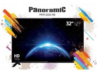 Televisor Led Panoramic 32 Pnm-2032hd