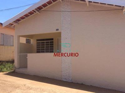 Casa Com 2 Dormitórios Para Alugar, 1 M² Por R$ 1.000/mês - Jardim Bela Vista - Bauru/sp - Ca2761