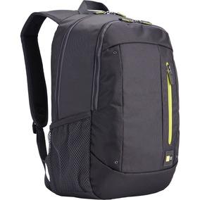 Mochila Case Logic Jaunt Notebook Laptop 14 15 15,6 16 Cinza