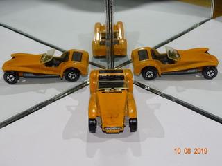 Matchbox Nº60 Lotus Super Seven B133