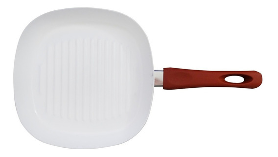 Bifera Ceramica Antiadherente Tv Ceramico Porcelana