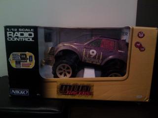 Nikko Mud Racers Series 1:12 Scale Radio Control