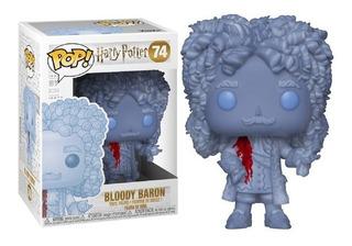 Funko Pop Bloody Baron 74 - Harry Potter - Muñeco Original