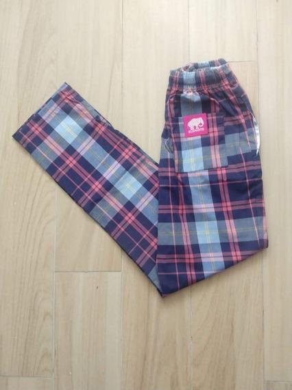 Pantalón Elepants Hombre Talle Xs (poplin)