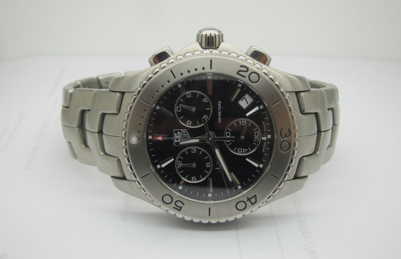 Tag Heuer Serie Link Crono